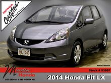 2014_Honda_Fit_LX_ Moncton NB