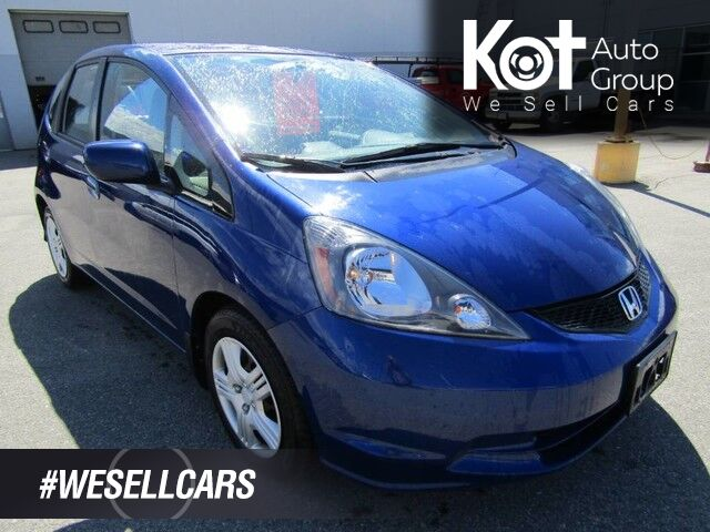 2014 Honda Fit LX, Traction Control, Bluetooth, Cruise Control. Kelowna BC