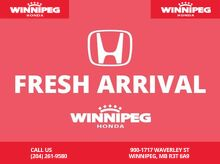 2014_Honda_Fit_Sport/Accident Free/Alloy wheels/One owner_ Winnipeg MB