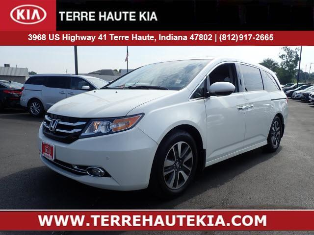 2014 Honda Odyssey 5dr Touring Terre Haute IN
