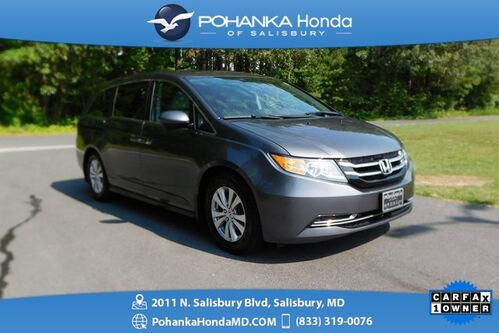 2014_Honda_Odyssey_EX-L ** SUNROOF & REAR DVD ** ONE OWNER **_ Salisbury MD