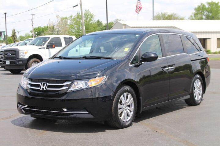 2014 Honda Odyssey EX-L Fort Wayne Auburn and Kendallville IN