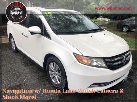 2014_Honda_Odyssey_EX-L w/ Navigation_ Arlington VA