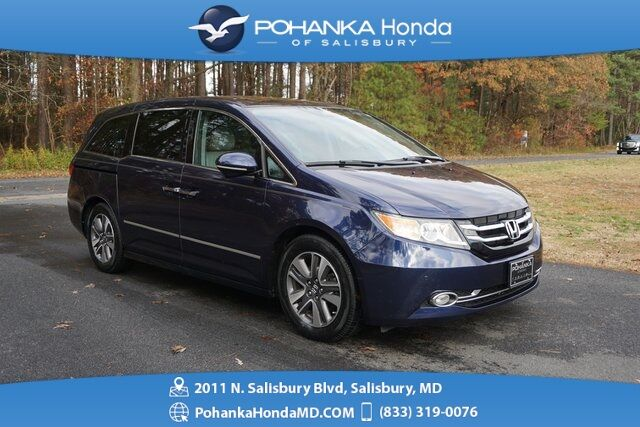 2014 Honda Odyssey Touring ** NAVI & REAR DVD ENTERTAINMENT ** Salisbury MD
