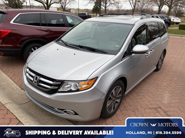 2014 Honda Odyssey Touring Elite Holland MI