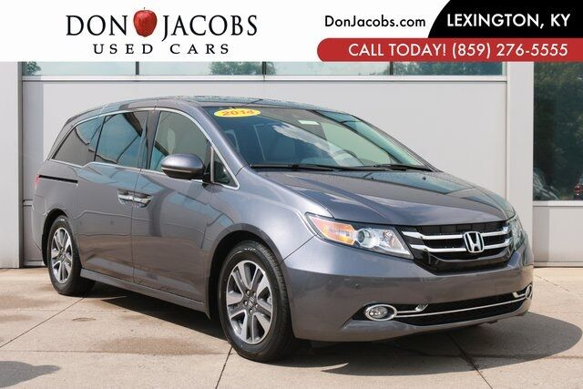 2014 Honda Odyssey Touring Elite Lexington KY