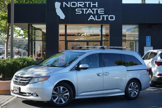 2014 Honda Odyssey Touring Elite Walnut Creek CA