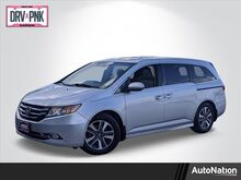 2014_Honda_Odyssey_Touring_ Houston TX