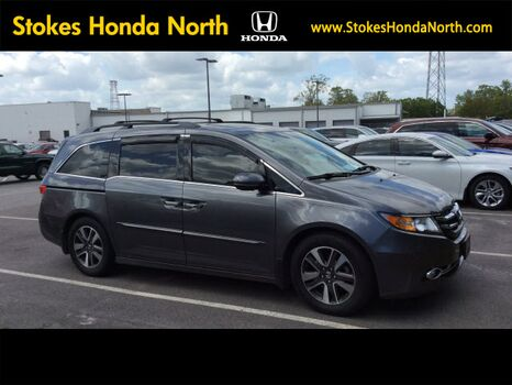 2014_Honda_Odyssey_Touring_ Aiken SC