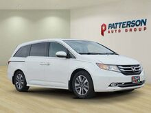 2014_Honda_Odyssey_Touring***ONE OWNER***CLEAN CARFAX***LEATHER***NAVIGATION***DVD*_ Wichita Falls TX