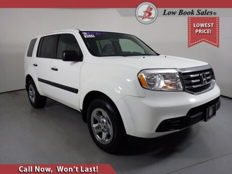 2014_Honda_PILOT_LX_ Salt Lake City UT