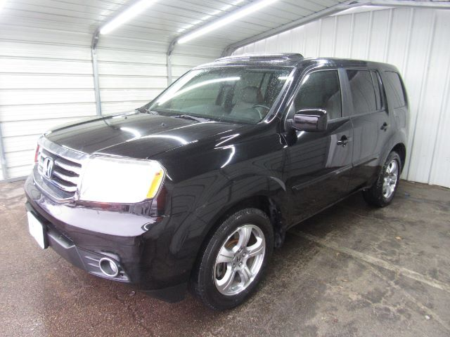 2014 Honda Pilot EX-L 2WD 5-Spd AT with DVD Dallas TX