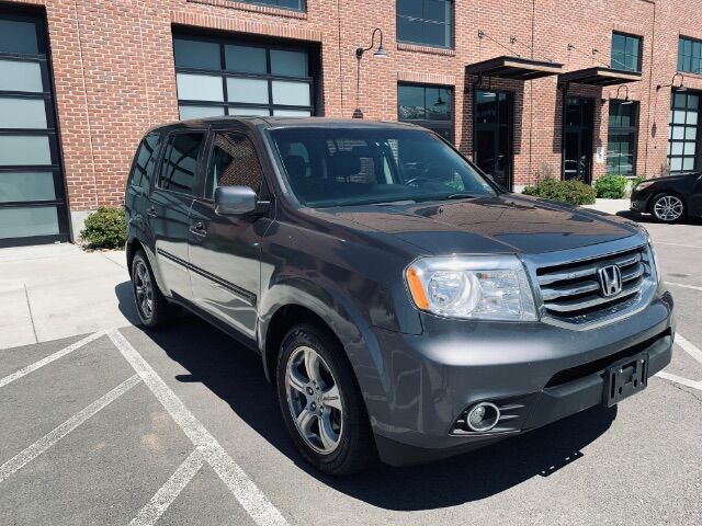2014 Honda Pilot EX-L 4WD 5-Spd AT Bountiful UT
