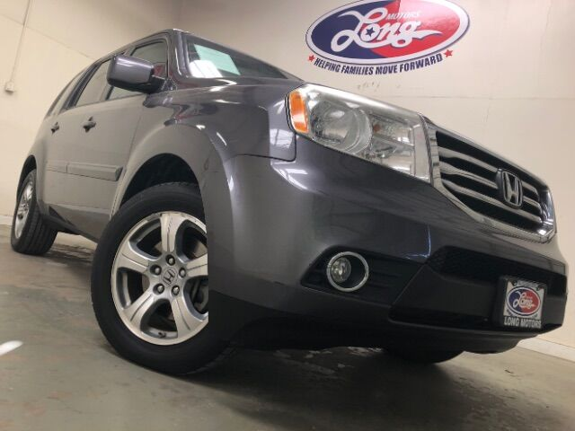 2014 Honda Pilot EX-L 4WD 5-Spd AT with Navigation Georgetown TX