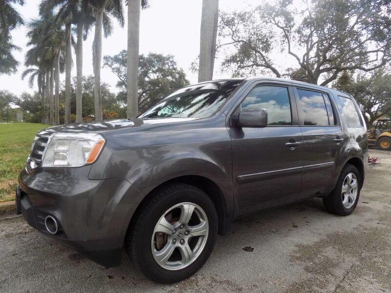2014 Honda Pilot EX-L Hollywood FL
