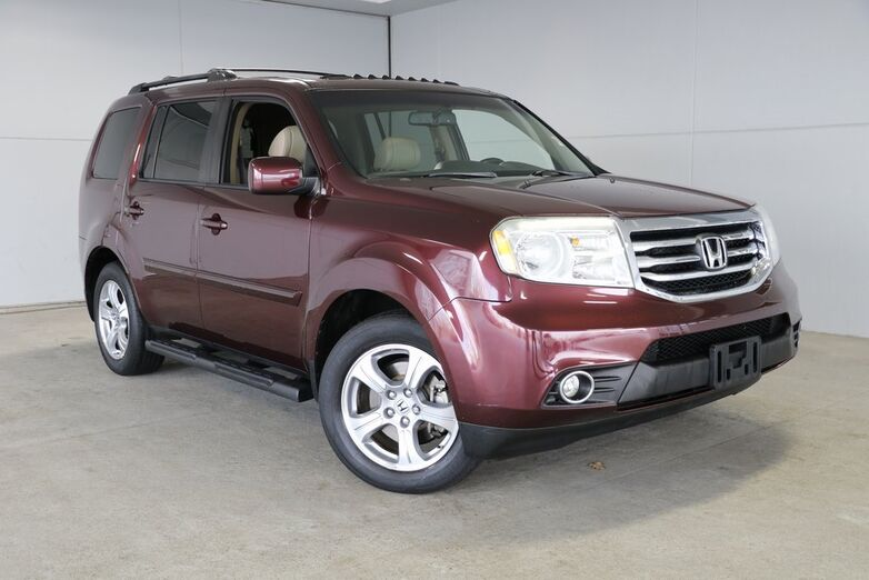 2014 Honda Pilot EX-L Merriam KS