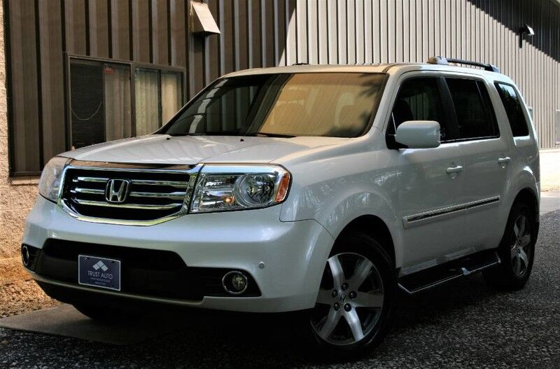 2014 Honda Pilot Touring 4WD 5 Spd AT With DVD Sykesville MD