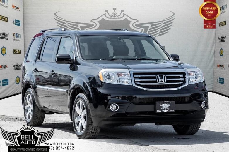 2014 Honda Pilot Touring, 7 PASS, DVD, NAVI, BACK-UP CAM, SUNROOF Toronto ON