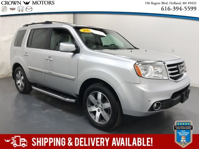 2014 Honda Pilot Touring Holland MI
