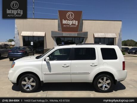 2014 Honda Pilot Touring Wichita KS