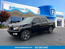 2014_Honda_Ridgeline_Sport_ Johnson City TN