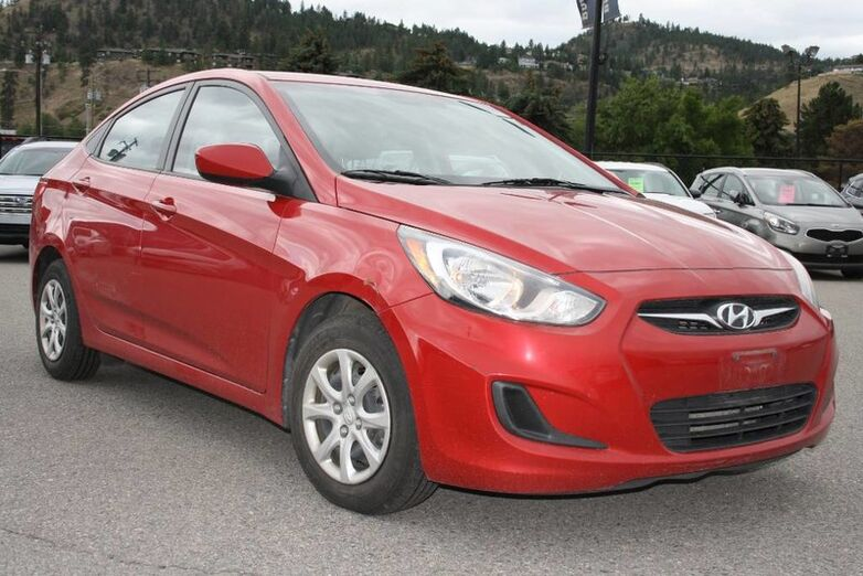 2014 Hyundai Accent GL Bluetooth,Heated seats, Great on gas. Kelowna BC