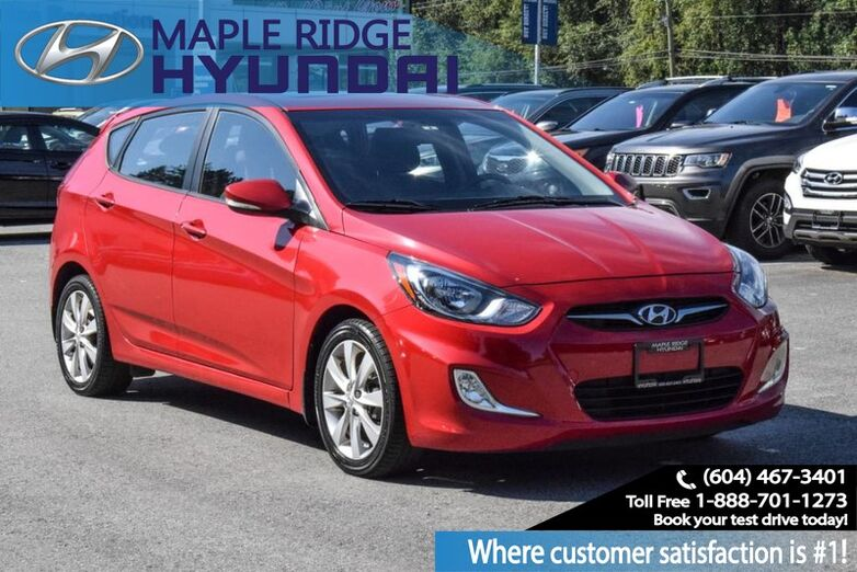 2014 Hyundai Accent GL Maple Ridge BC