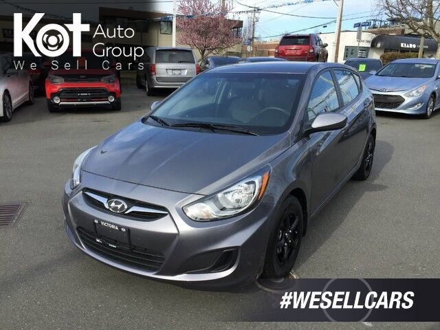 2014 Hyundai Accent GL One Owner! No Accidents! Low KM'S, Heated Front Seats! Kelowna BC