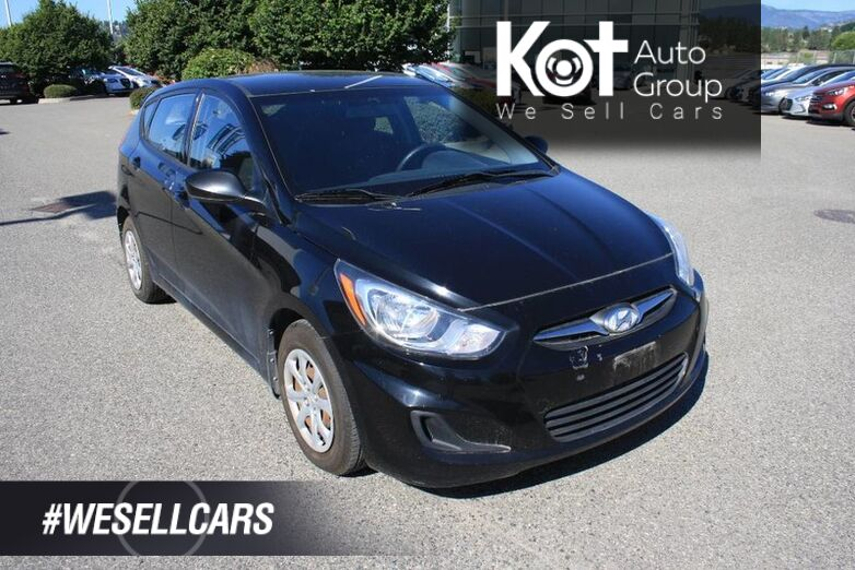 2014 Hyundai Accent GL One owner, No accident. Kelowna BC