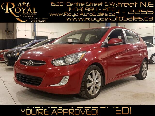 2014_Hyundai_Accent_GL w/ SUNROOF, HEATED SEATS, BLUETOOTH_ Calgary AB