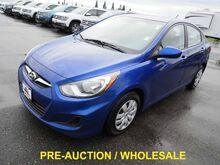 2014_Hyundai_Accent_GLS_ Burlington WA