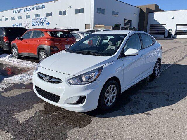 2014 Hyundai Accent GLS Calgary AB