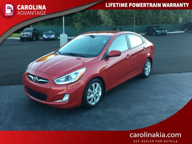 2014 Hyundai Accent GLS High Point NC