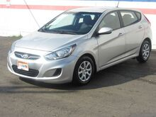 2014_Hyundai_Accent_GS 5-Door_ Dallas TX