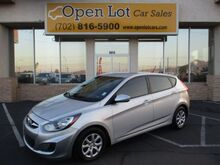 2014_Hyundai_Accent_GS 5-Door_ Las Vegas NV