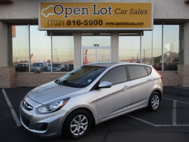 2014 Hyundai Accent GS 5-Door Las Vegas NV