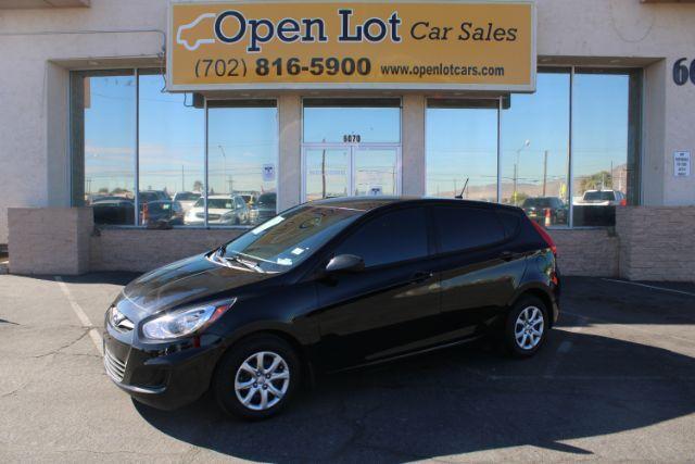2014 Hyundai Accent GS 5-Door Las Vegas NV