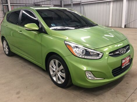 2014_Hyundai_Accent_GS_ Harlingen TX