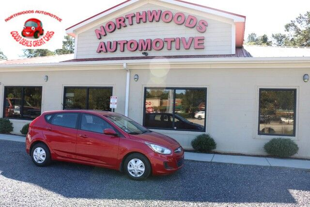 2014 Hyundai Accent GS North Charleston SC
