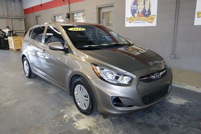 2014 Hyundai Accent GS Winter Haven FL
