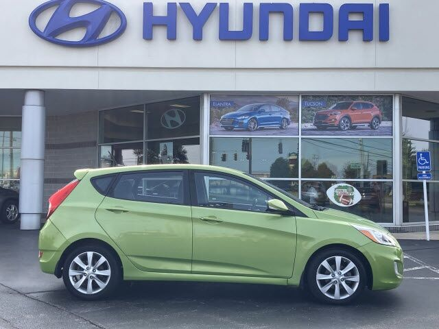 2014 Hyundai Accent SE Marion OH