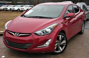 2014 Hyundai Elantra ** LIMITED ** - w/ NAVIGATION & LEATHER SEATS