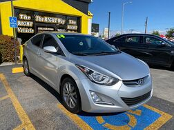 2014_Hyundai_Elantra_4d Sedan Limited_ Albuquerque NM