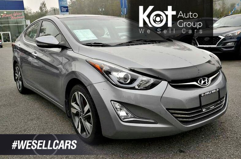 2014 Hyundai Elantra 4dr Sdn Auto Limited Maple Ridge BC