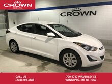 2014_Hyundai_Elantra_GL *Heated Seats*_ Winnipeg MB