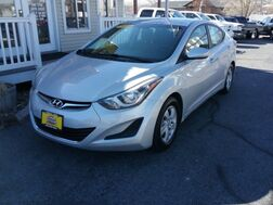 2014_Hyundai_Elantra_GLS M/T_ Pocatello and Blackfoot ID