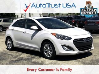 Hyundai Elantra GT Base 1 OWNER CLEAN CARFAX BLUETOOTH LOW MILES 2014