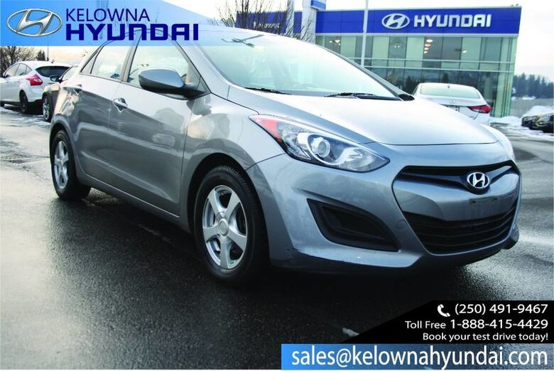 2014 Hyundai Elantra GT GL Heated seats and bluetooth Penticton BC