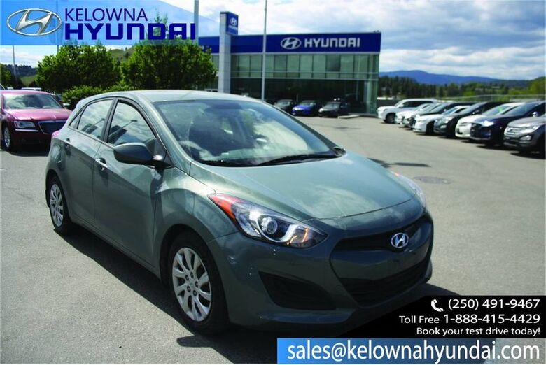 2014 Hyundai Elantra GT GL No accident, Heated seats, Bluetooth Kelowna BC