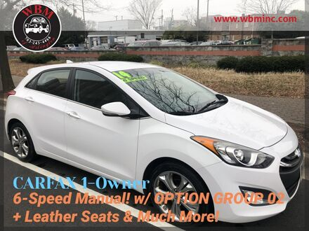 2014_Hyundai_Elantra_GT Sport Hatchback_ Arlington VA